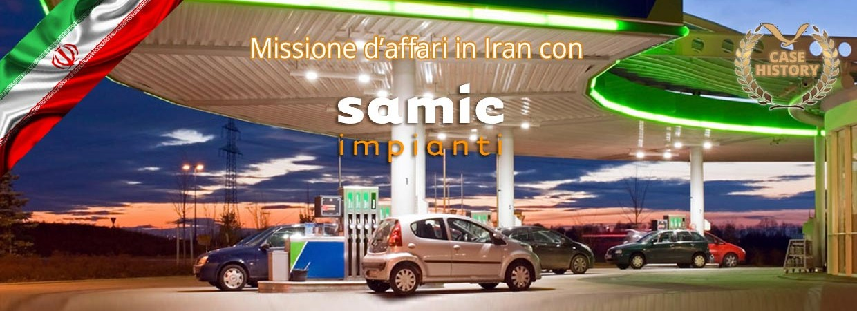 In Iran con Samic