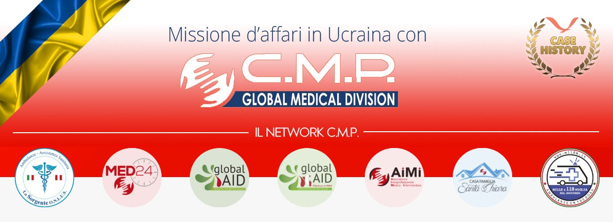 In Ucraina con CMP Global